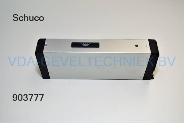 Schuco automatische raambediening (E-Antrieb