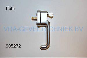 FSB raamgreep/raamkruk afsluitbaar 30x7 mm