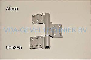 Alcoa/Kawneer 3-delig scharnier  A15710011