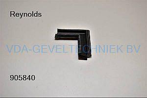 Alcoa/Reynolds rubber vormhoek middensluiting 270.146