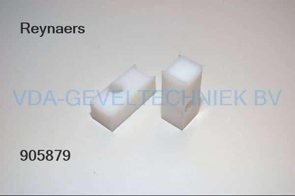 Reynaers 061.7153.01  Profielstuk wit