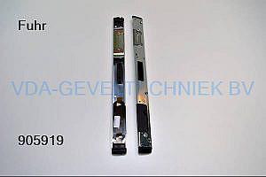 Fuhr Dag- en nachtsluitplaat RFA56109RX Rechts
