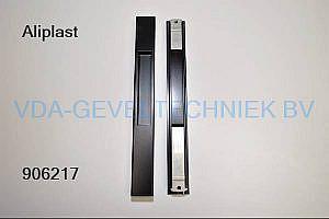 Aliplast aluminium schuifpui komgreep 220x25