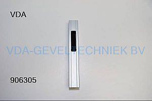 Alutec komgreep 215x30mm R50S EV1