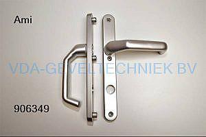 Ami deurkruk langschild BU/BI pc72