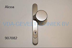 Alcoa  knop/duwer BU met