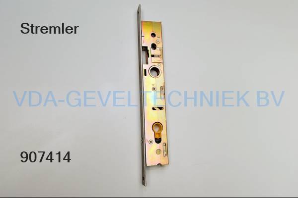 Stremler espagnoletslot  voorplaat 300x22mm