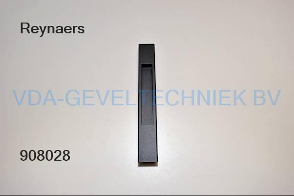 Reynaers schuifraam greep/komgreep mat RAL7016