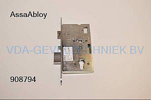Assa Abloy slot EL160 60/24 anti paniekslot PC72