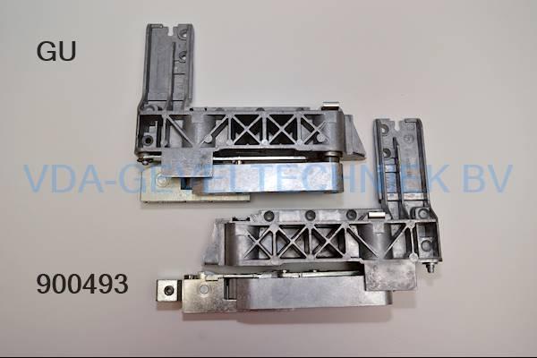 GU PSK 966/200 set loopwagens rechts