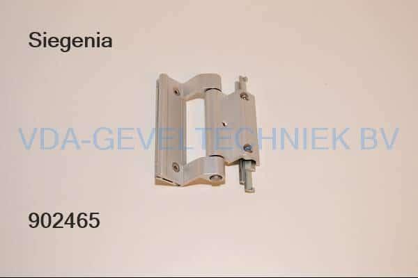 Siegenia alu draaischarnier/valraam/kiepraam LM4200-K  MMKB0020-524010