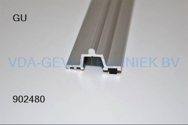 GU HS looprail onderrail