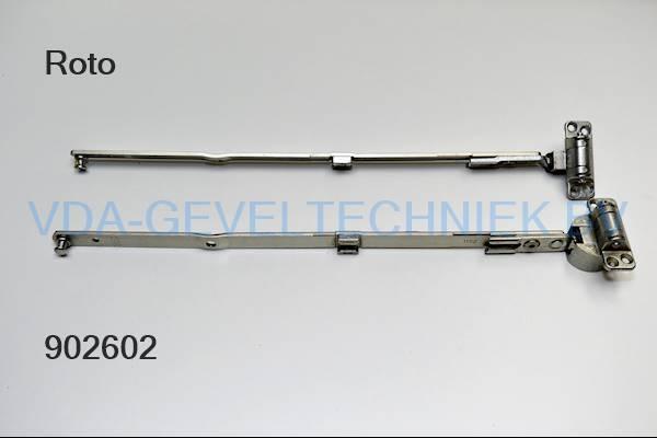 Roto schaararm (Schere arm) Gr. 350 FFB 611-810 E4/15 infrees