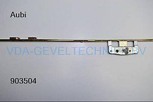 Aubi stolpdeursluitstang (Getriebe)/getriebe FFH