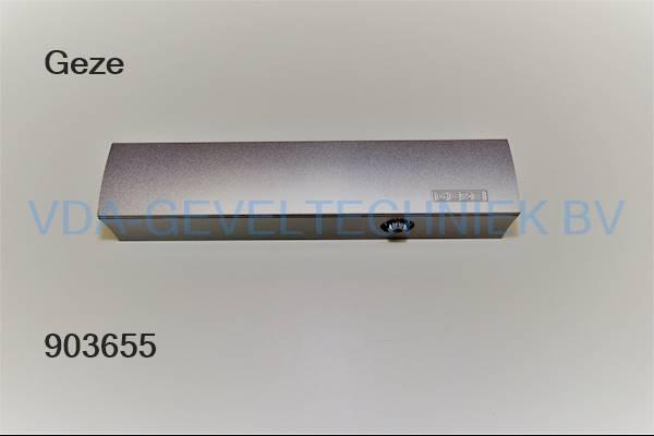 GEZE DEURDRANGER 102789 TS4000 ZILVER