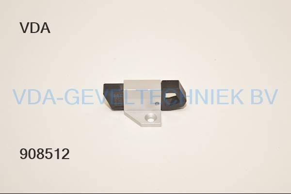 Metalchimex Knipslot EV1 met zwart.