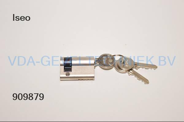 Iseo cilinder 35/10 F5 45gr EN 1303-2005 820935109/LCE004814 incl. 3 sleutels