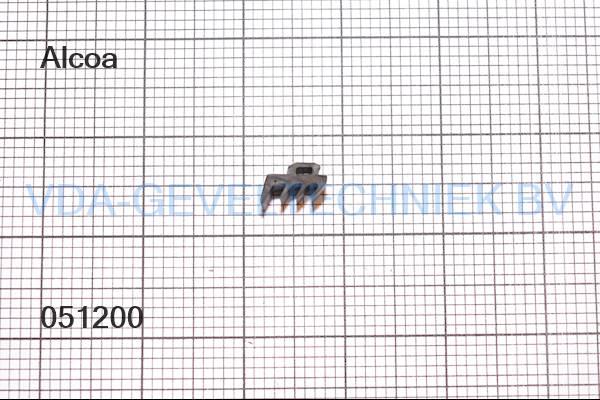 Alcoa/Kawneer Beglazingsrubber buiten 237583L
