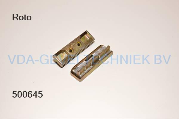 Roto veilgheids sluitplaat K643A43