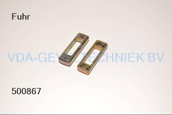 FUHR DAG-SLUITPLAAT 45357