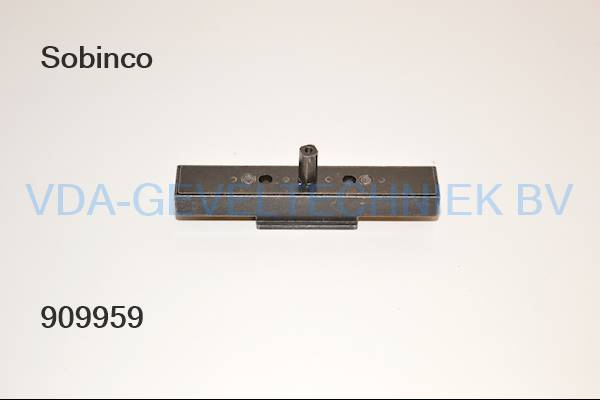 Sobinco Chrono slot 21101-700-1 tbv stolpraam standaard