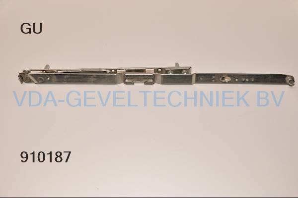 Gu verdektliggende schaararm  FFB 751-1200 rechts KiepDraai