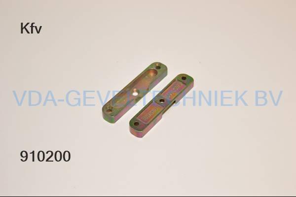KFV  sluitplaat Rolnok  8092.10/18 Euronut