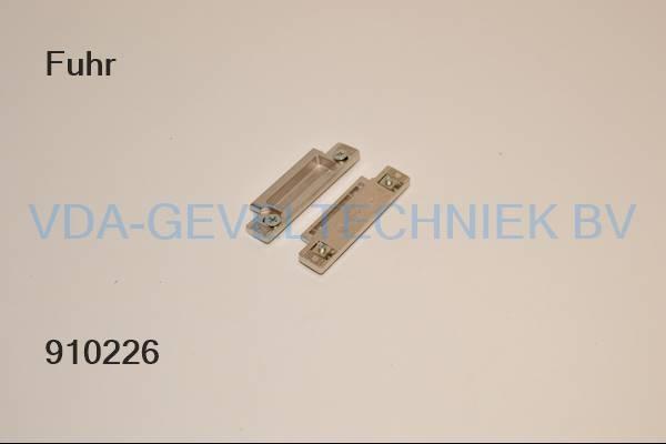 Fuhr  Dagschootvanger  49679A  incl schoefjes  voor sluitplaat 49333