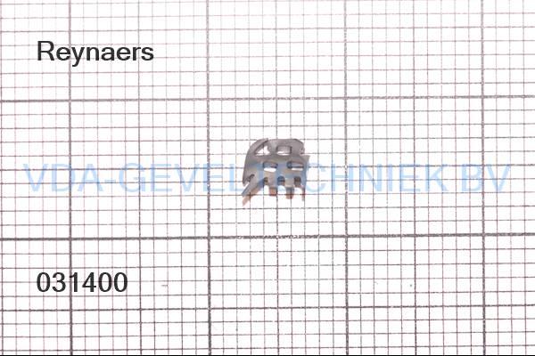 Rubber Type 314. Reynaers beglazingsdichting 5.5MM 080.9826.04 (Afdichting) (Gummi)