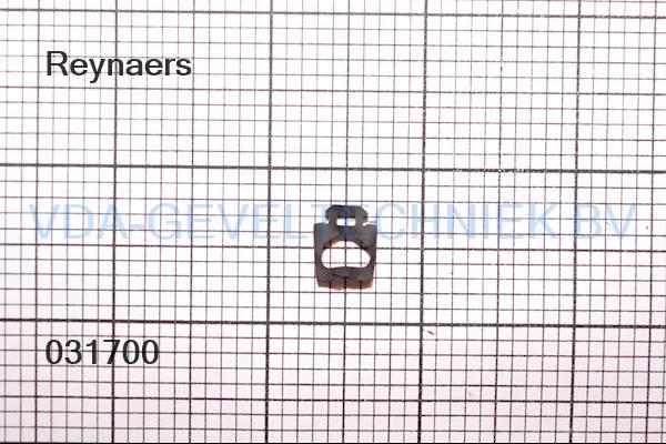 Rubber Type 317. Reynaers 080.9523.04 (Afdichting) (Gummi)