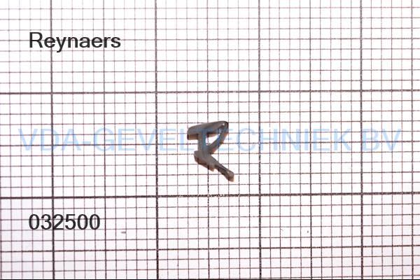 Rubber Type 325. Reynaers binnenbeglazingsdichting 3MM 080.9123.04 (Gummi)