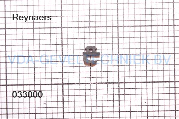 Rubber Type 330. Reynaers akoestische dichting 080.9449.04