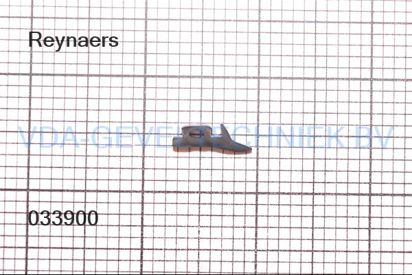 Rubber Type 339. Reynaers aanslagdichting. (Gummi)