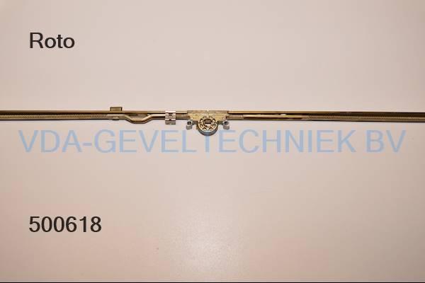 Roto espagnolet variabel/mittig FFH 621-1000