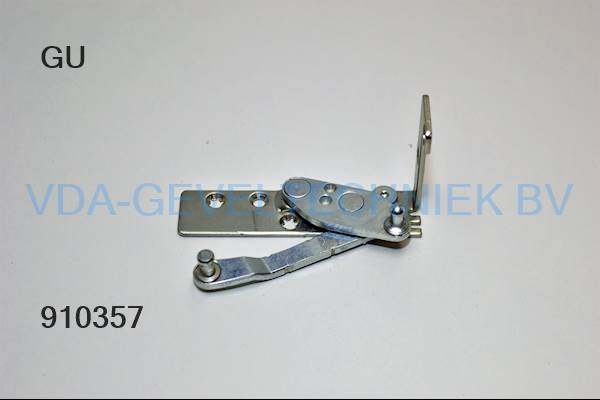 GU onderscharnier kozijndeel 9-46746-01-R rechts