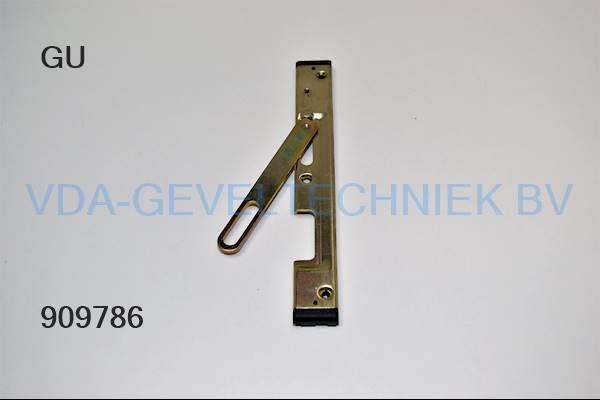 GU onderdeel vangplaat rechts 6-28586-68-RC3 Rehau Geneo
