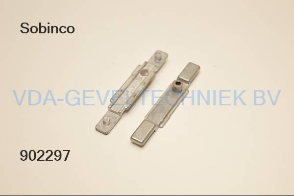 Sobinco roltap op eindstuk 1907-434-7V
